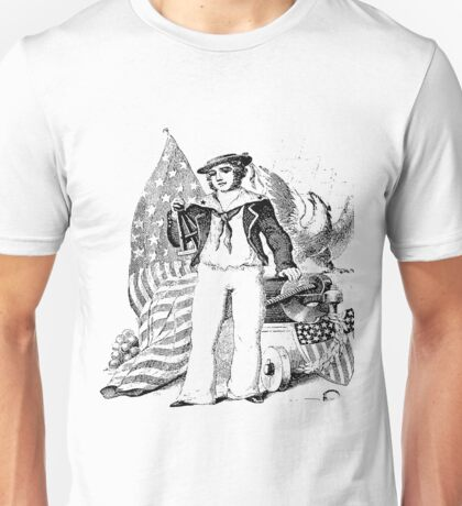 Sailor Flagger Unisex T-Shirt