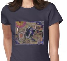 Surreal  Womens Fitted T-Shirt