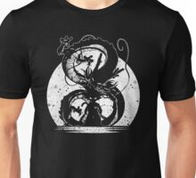 cool saiyan silhouette Unisex T-Shirt