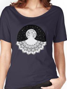 Mandala Mountain Women's Relaxed Fit T-Shirt