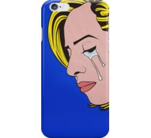 """""""I Don't Wanna Be Alone Forever..."""" iPhone Case/Skin"""
