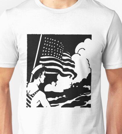 Naval Flag Unisex T-Shirt