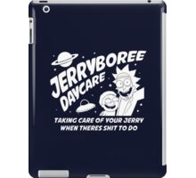 Rick and Morty Inspired Jerryboree iPad Case/Skin