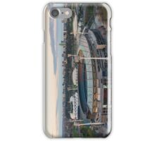 Melbourne Cricket Ground aerial view iPhone Case/Skin