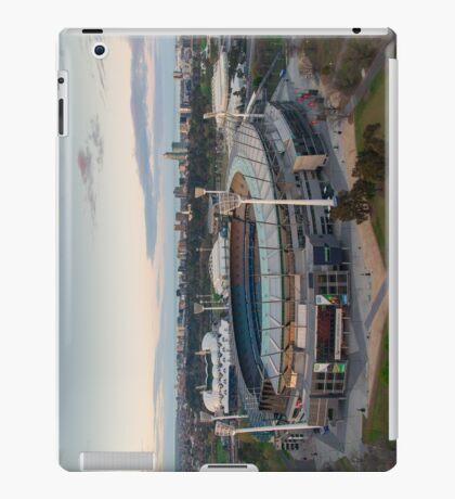 Melbourne Cricket Ground aerial view iPad Case/Skin