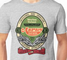 ASPEN Beer Weylan Extra Strong Unisex T-Shirt