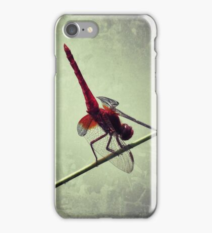 Red Leader - Incoming Incoming! iPhone Case/Skin