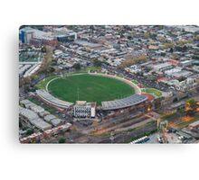Victoria Park, Collingwood football stadium Canvas Print