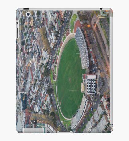 Victoria Park, Collingwood football stadium iPad Case/Skin