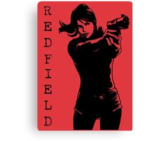 Claire Redfield Resident Evil 2 Canvas Print