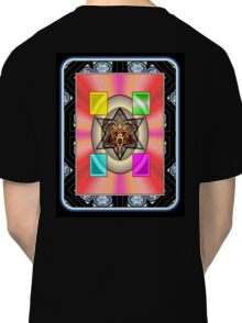 **Red Arrayed Law Star Transcending**  Classic T-Shirt