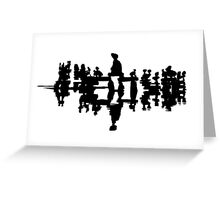 Inukshuk - City of Stones Greeting Card
