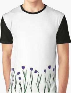 quick tulip sketch Graphic T-Shirt