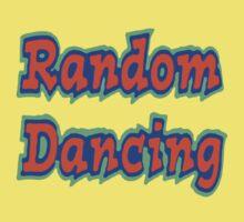 Random Dancing Kids Clothes