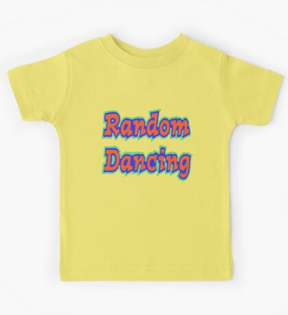 Random Dancing Kids Tee