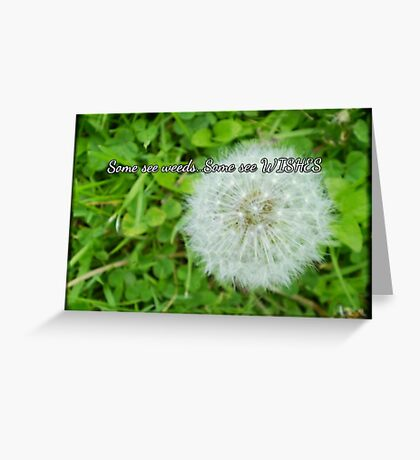 SOME SEE Greeting Card