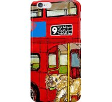 Elephant Bus 578 iPhone Case/Skin