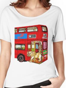 Elephant Bus Women's Relaxed Fit T-Shirt