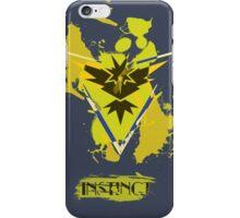 Pokemon Instinct iPhone Case/Skin