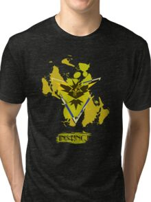 Pokemon Instinct Tri-blend T-Shirt