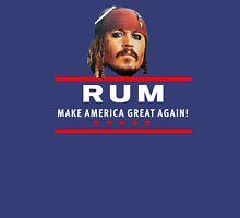 Vote for Rum Sparrow16 Unisex T-Shirt