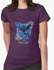 Pokemon Mystic Womens Fitted T-Shirt