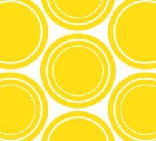 panSacred Circles Sticker