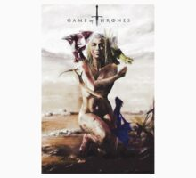 GAME OF THRONES One Piece - Short Sleeve