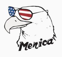 Eagle America Kids Tee