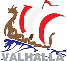 VALHALLA Photographic Print