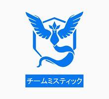 Team Mystic Pokemon Go Design Japanese Unisex T-Shirt