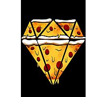 Pizza Is Forever Photographic Print