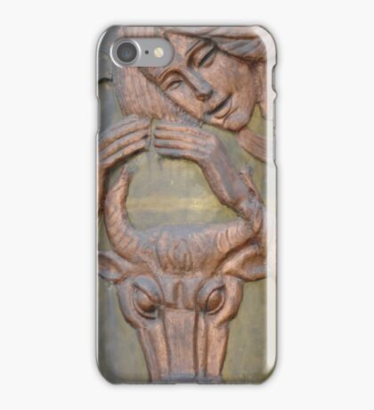 Chinese Zodiac Ox iPhone Case/Skin