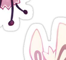 Cutieflies Sticker