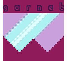 Pixel Visor Photographic Print
