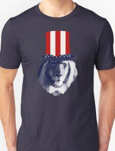 Lion Gibus Hat T-Shirt
