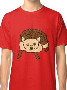 comic cartoon süßer kleiner niedlicher igel  Classic T-Shirt
