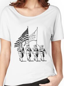Color Guard Women's Relaxed Fit T-Shirt