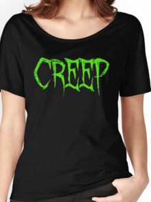 Creep Women's Relaxed Fit T-Shirt