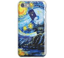 Tardis Castle iPhone Case/Skin