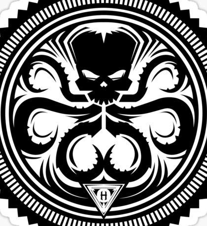 Skulltopus Sticker