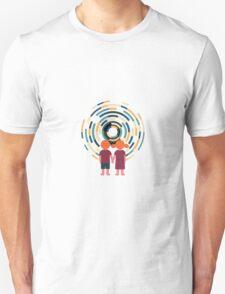 Believe That Portal Unisex T-Shirt