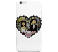 Daria and Jane forever iPhone Case/Skin