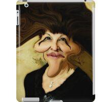 Ugly Lady iPad Case/Skin