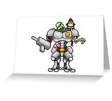 Robocorpse Greeting Card