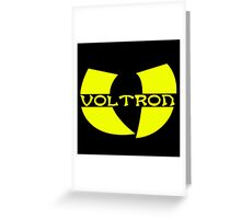 Voltron Clan Greeting Card