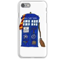Multifandom Print iPhone Case/Skin