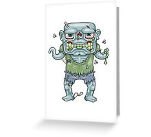 Scumbie Greeting Card