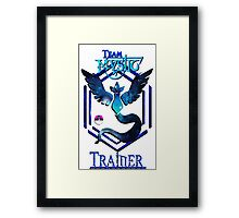 Team Mystic - Master Ball 2 [5% discount] Framed Print
