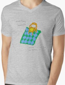 courtney barnett Mens V-Neck T-Shirt
